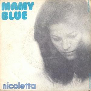 Pochette Mamy Blue