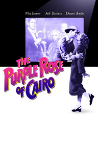 The Purple Rose of Cairo Poster