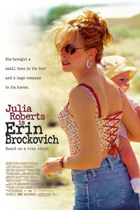 Cartaz: Erin Brockovich