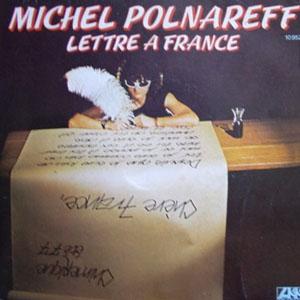 Pochette Lettre à France