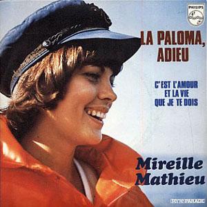 La Paloma adieu