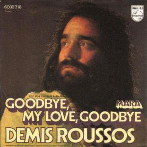 Capa: Goodbye My Love, Goodbye