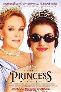 Cartaz: O Diário da Princesa
