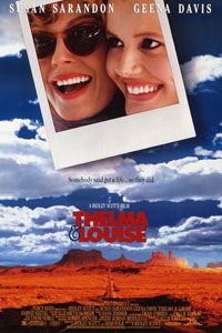 Cartaz: Thelma & Louise