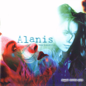 Capa: Jagged Little Pill