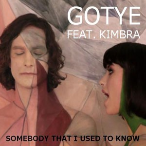 Copertina: Somebody That I Used to Know