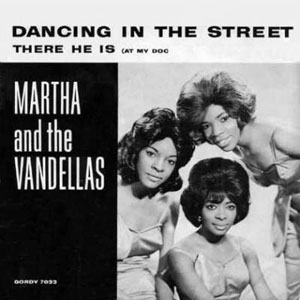 Capa: Dancing in the Street