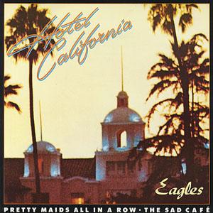 Hotel California Cover