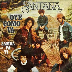 Oye Como Va Cover