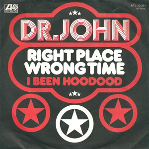 Copertina: Right Place Wrong Time
