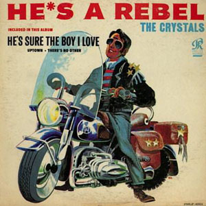 Capa: He's a Rebel