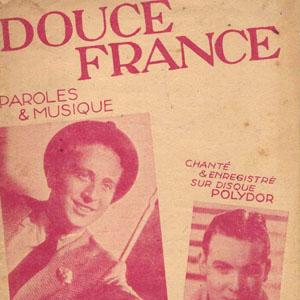 Capa: Douce France