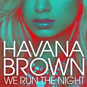 Capa: We Run the Night