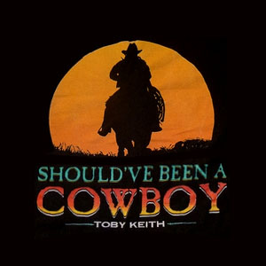 Pochette Should've Been a Cowboy
