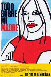 Cartaz: Tutto su mia madre