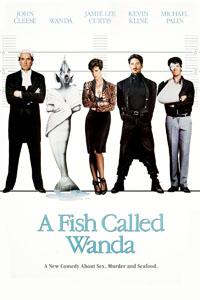 Cartaz: Un pesce di nome Wanda