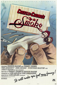 Cheech & Chong : Up in Smoke Poster