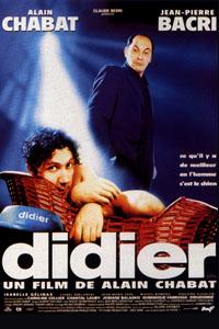 Cartaz: Didier