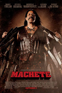 Cartaz: Machete