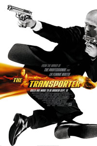 Cartaz: The Transporter