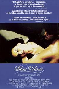 Cartaz: Velluto blu