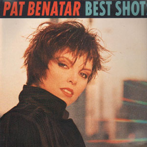 Copertina: Hit Me with Your Best Shot