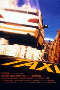 Cartaz: Taxi