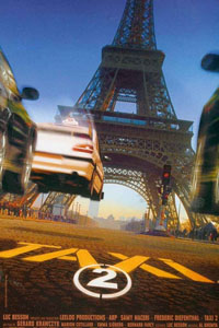 Taxi 2 Poster
