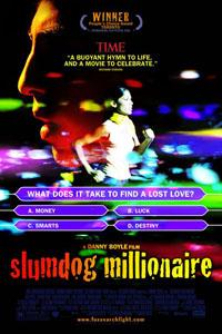 Cartaz: Quem Quer Ser um Milionário?