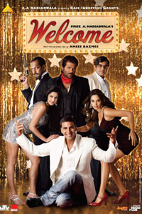 Cartaz: Welcome