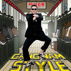 Capa: Gangnam Style