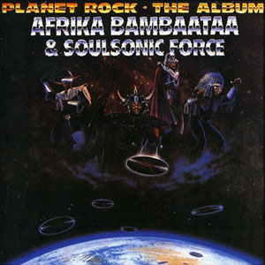 Pochette Planet Rock