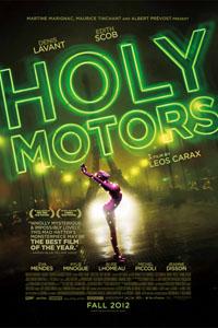 Affiche Holy Motors