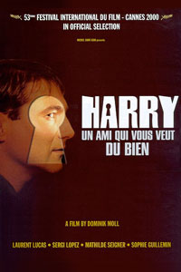 Harry, He's Here to Help Poster