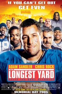 The Longest Yard Poster