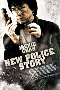 Cartaz: New Police Story