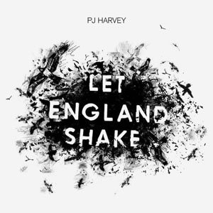 Let England Shake Cover