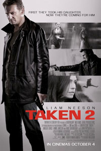 Cartaz: Taken - La vendetta