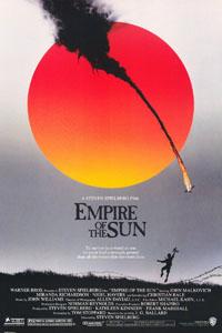 Cartaz: Império do Sol