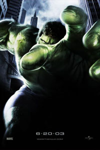 Cartaz: Hulk