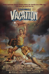 Cartaz: National Lampoon's Vacation