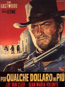 For a Few Dollars More Poster
