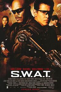 Affiche S.W.A.T. unité d'élite