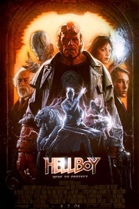 Cartaz: Hellboy