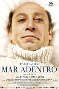 Cartaz: Mar adentro