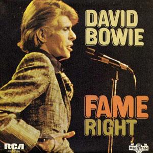 Capa: Fame