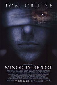 Cartaz: Minority Report