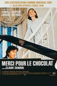 Cartaz: Obrigado pelo Chocolate