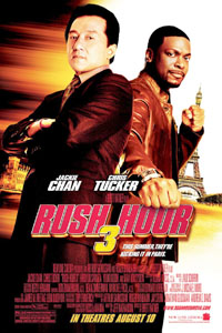 Cartaz: A Hora do Rush 3