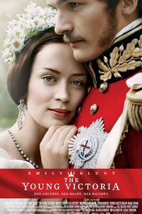 Cartaz: The Young Victoria